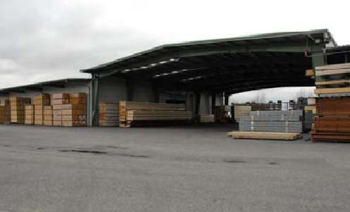 مرکز عملیاتی / مقر نزدیک 2425 روستای نیکل، در حدود 60،000 متر مربع ، خرید (Objekt Nr. 050/00685)